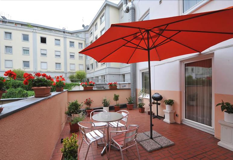 Hotel Savoy Bonn, Bonn, Terrass