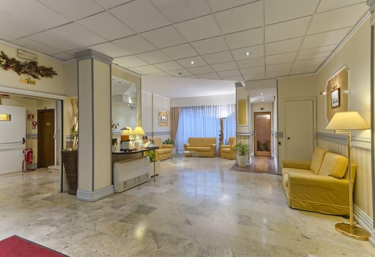 Hotel Agape, Milaan, Lobby