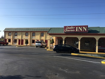 Foto van Quality Quarters Inn in Richmond