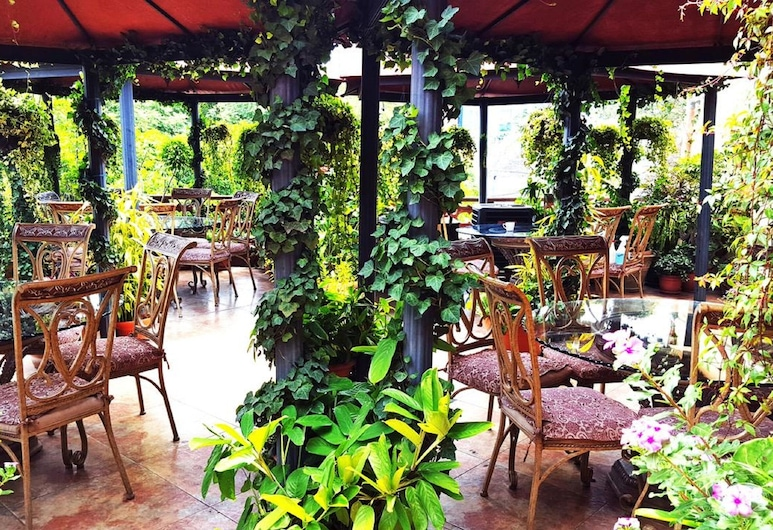 Hotel Guatemala Inn, גואטמלה סיטי, גינה