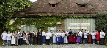 紐倫堡羅特訥招待所羅曼蒂克酒店的圖片