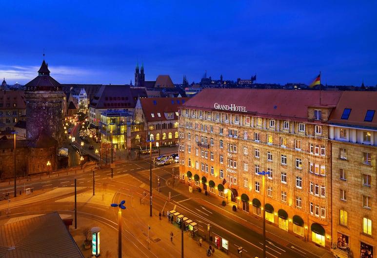Le Méridien Grand Hotel Nürnberg, Nuremberg, Exterior