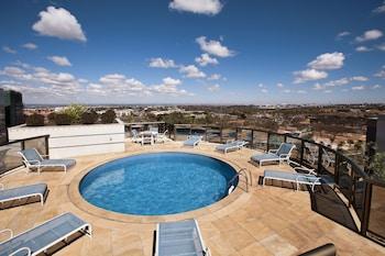 巴西利亞巴西 21 套房酒店的圖片