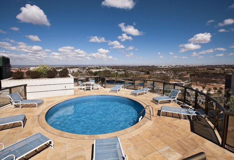 Hotel Brasil 21 Suites, Brasilia, Bazén
