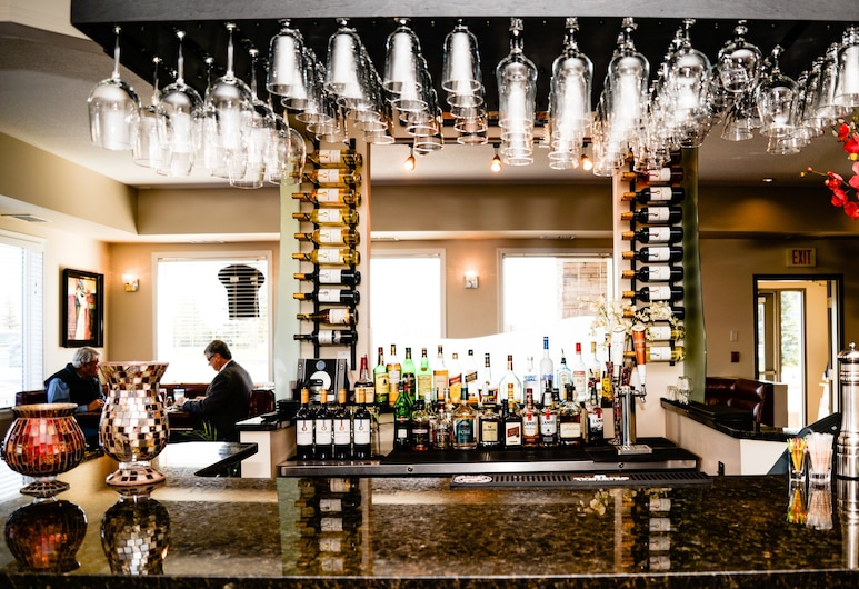 Ramada by Wyndham Edmonton International Airport, Leduc, Bar del hotel