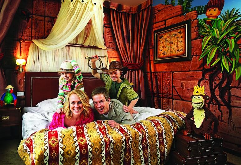 ホテル レゴランド デンマーク, ビルン, Treasure Room, 部屋