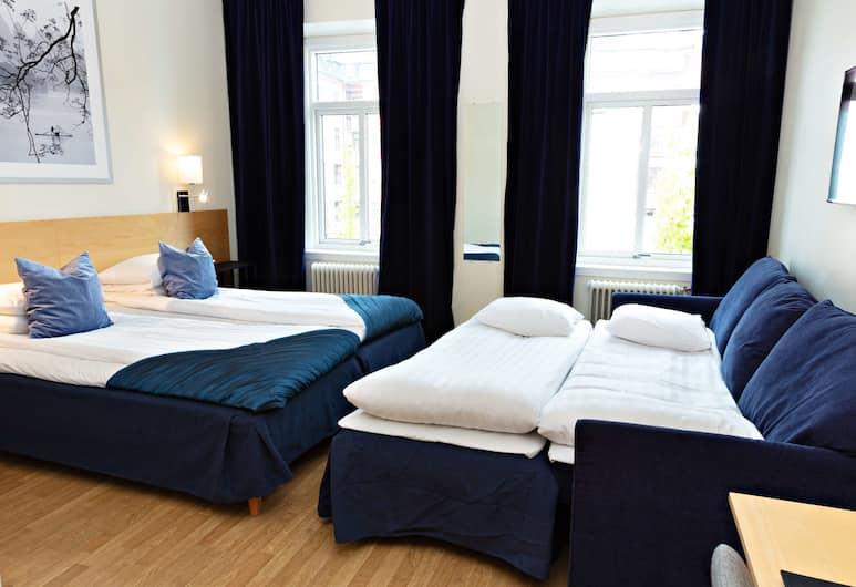 Sure Hotel by Best Western Center, Göteborg, Rom – family, flere senger, ikke-røyk (with Sofabed), Gjesterom