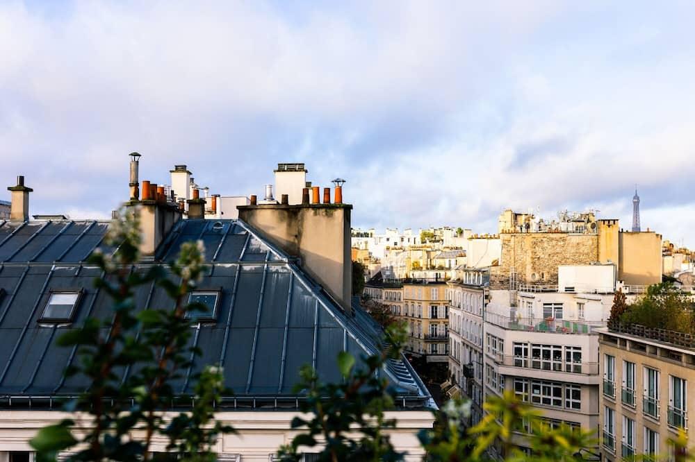 Kamar Double Klasik - Pemandangan Kota
