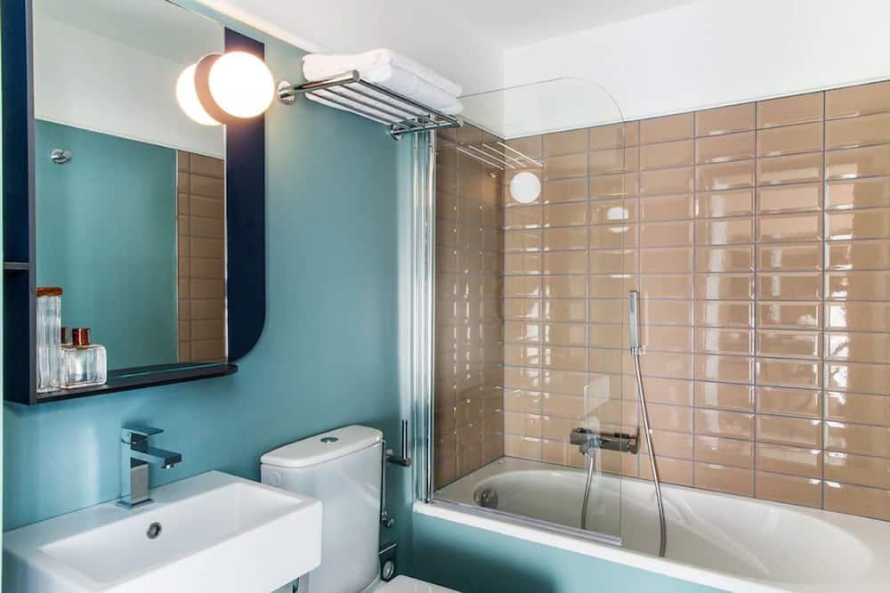 高級雙人房, 非吸煙房 - 浴室