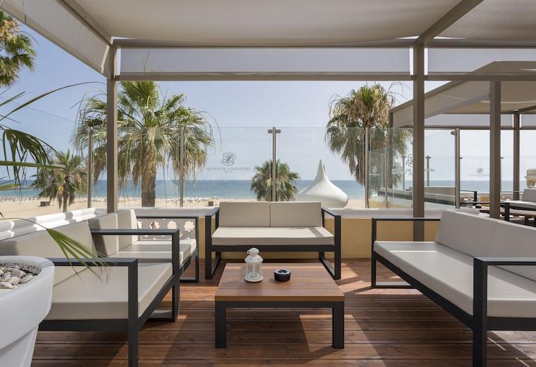 AP Oriental Beach, Portimao, Hotelový salónik