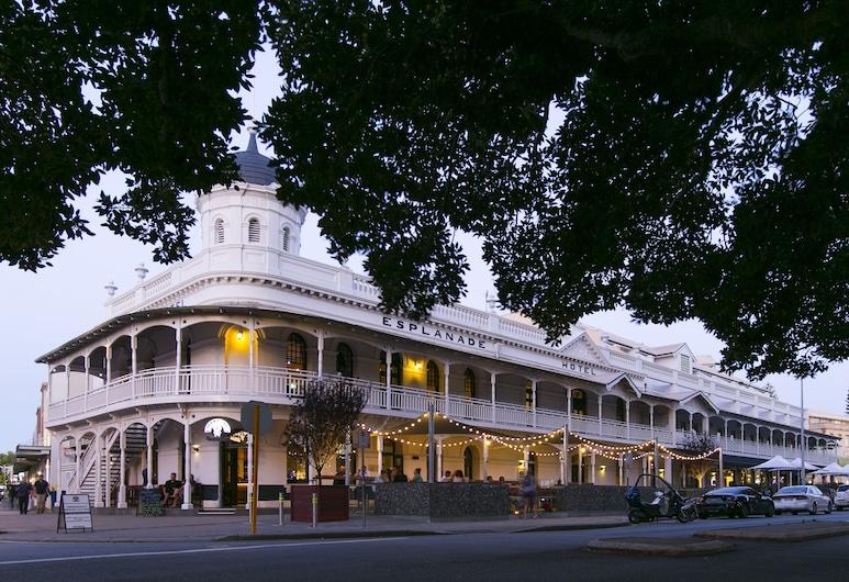 Esplanade Hotel Fremantle - by Rydges, Fremantle, Kültéri étkezés