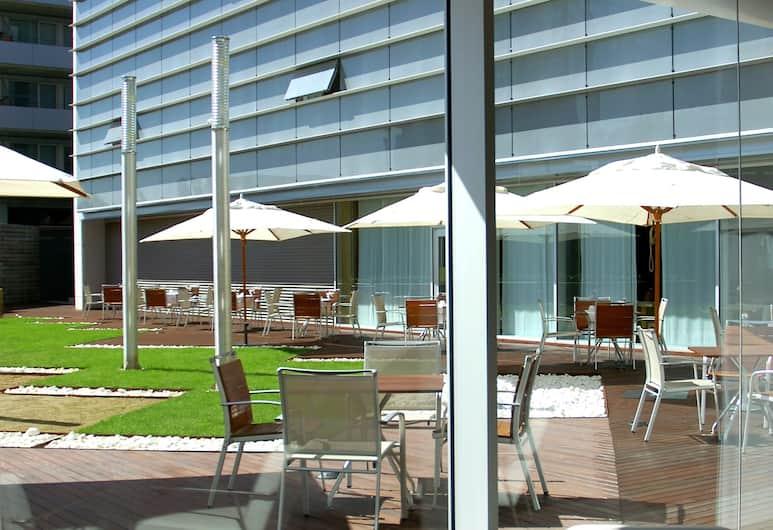 Vincci Maritimo, Barcelona, Terrace/Patio