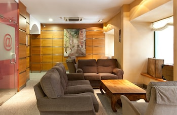 Madrid bölgesindeki Ateneo Hotel resmi