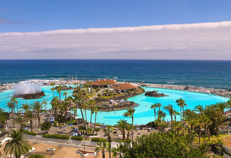 H10 Tenerife Playa, Puerto de la Cruz, Áreas del establecimiento