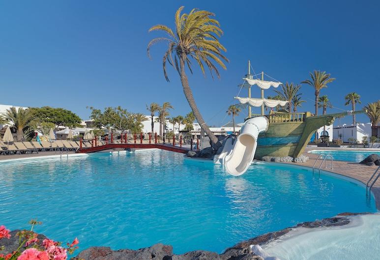 H10 Suites Lanzarote Gardens, Teguise, Waterslide