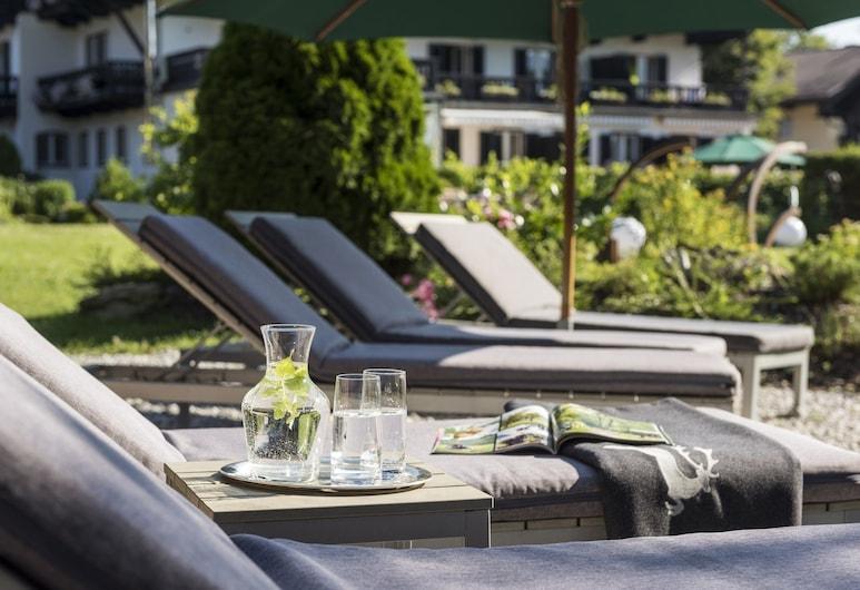 Hotel Landhaus Wilhelmy , Bad Wiessee, Altan