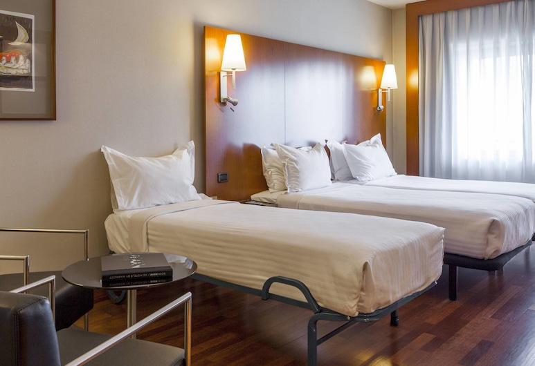 AC Hotel León San Antonio by Marriott, Leon, Pokój, 2 łóżka pojedyncze, dla niepalących, Pokój