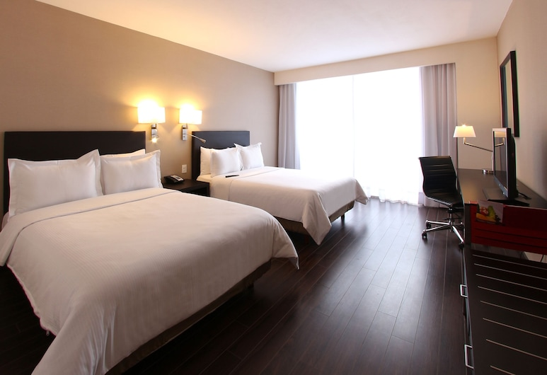 Fiesta Inn Insurgentes Viaducto, Mexico City, Executive Double Room, Guest Room