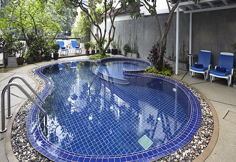 Anya Nana @ Sukhumvit - Bangkok (formerly Unico Express ), בנגקוק, בריכה