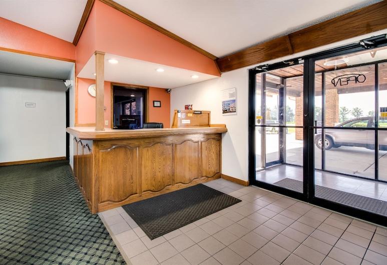 Motel 6 Marion, IL, מריון, לובי