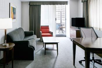 在旧金山的旧金山俱乐部住宅酒店照片