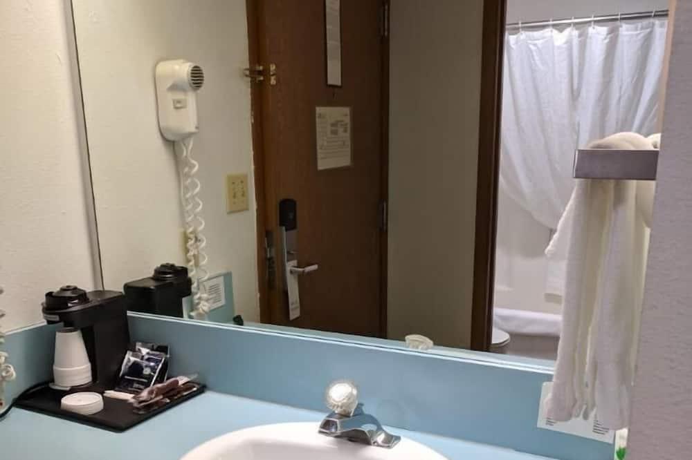 Pokoj, dvojlůžko (200 cm), nekuřácký - Koupelna