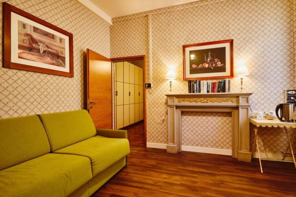Suite, terras - Woonruimte
