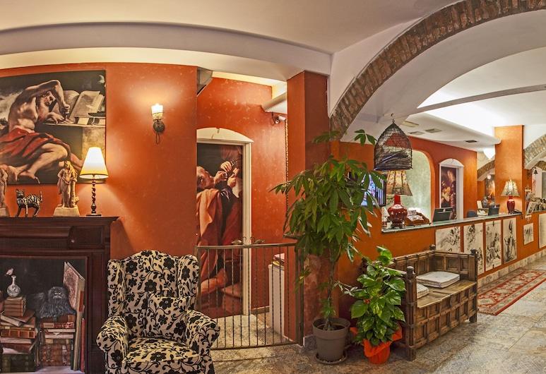 Hotel Il Guercino, Bologna, Receptie