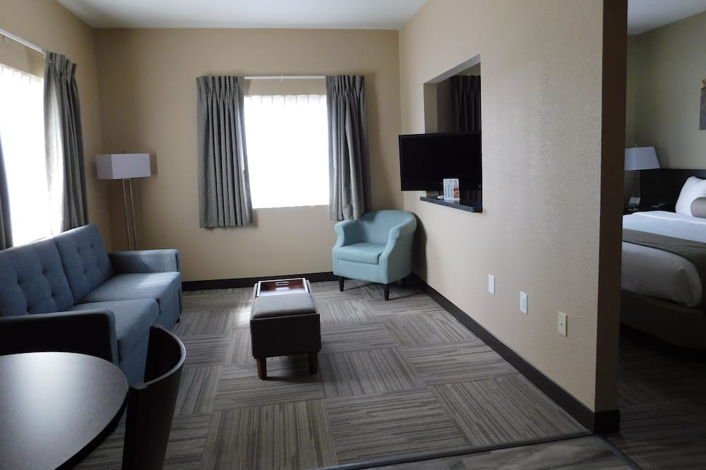 Premium Suite, Non Smoking - Living Room