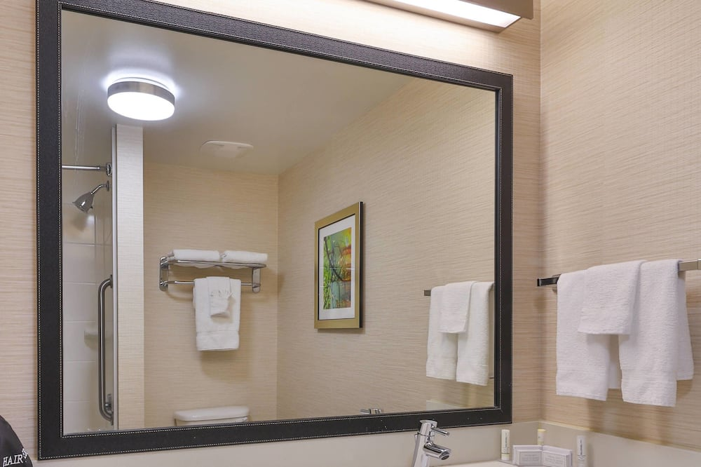 Room, 2 Katil Kelamin (Double), Non Smoking - Bilik mandi