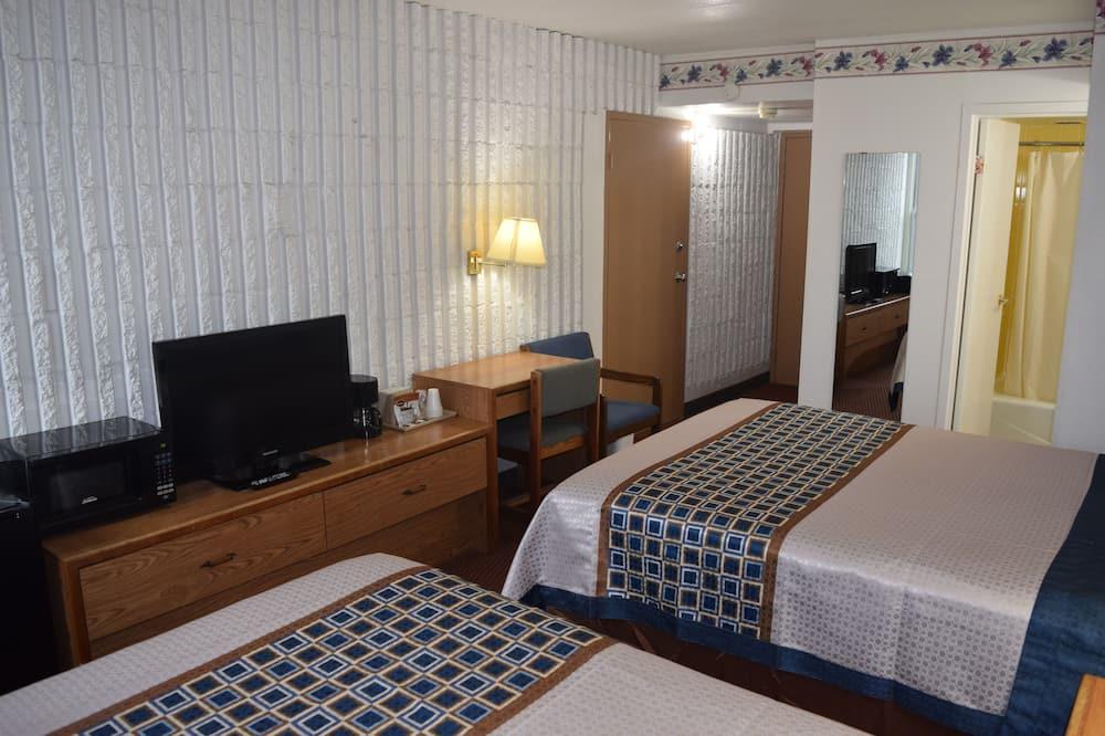 Pokój dwuosobowy, 2 łóżka queen - Pokój