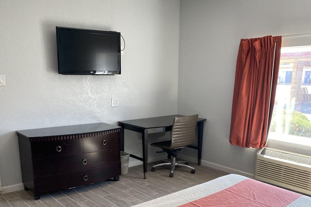 Basic Single Room - Bilik Tamu