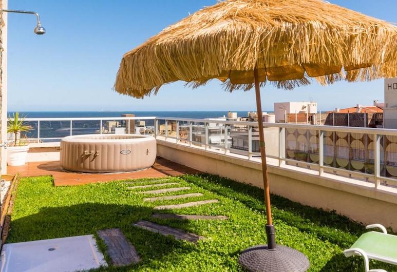 Hotel Romimar, Punta del Este, Terrace/Patio