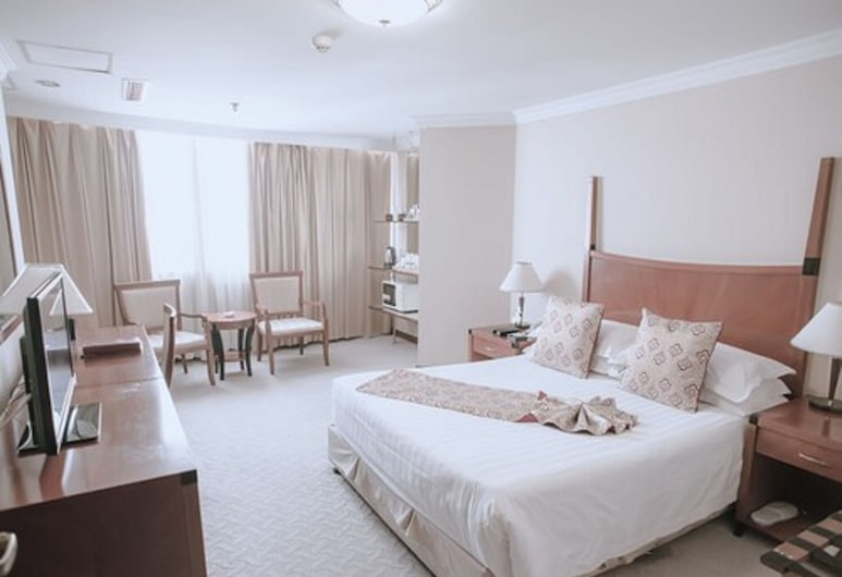 Shanghai Charms Hotel, Shanghai, Business Double Room, Guest Room