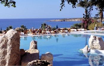 A(z) Coral Beach Hotel and Resort hotel fényképe itt: Pegeia