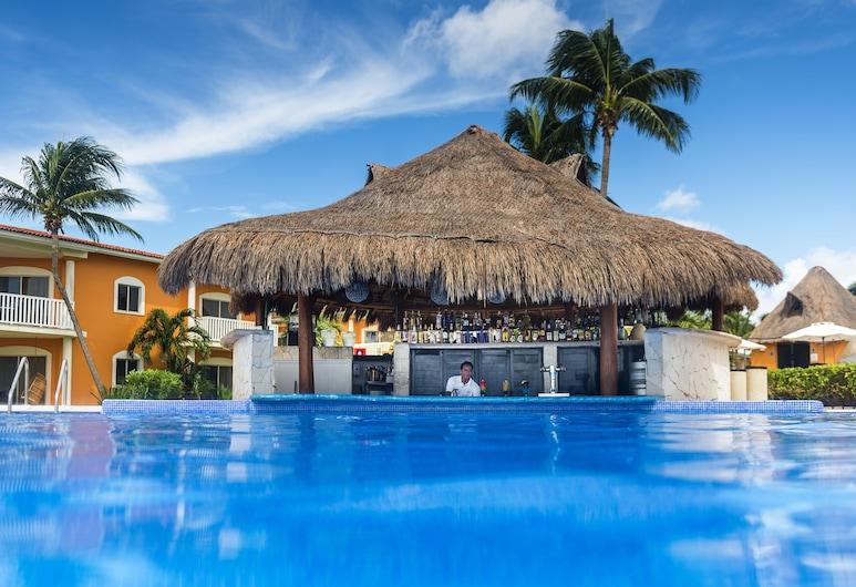 Ocean Maya Royale All Inclusive Adults Only, Plaja del Karmena, Piebaseina bārs
