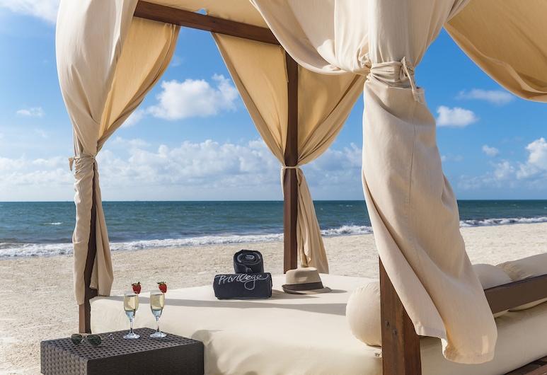 أوشن مايا رويال - شامل جميع الخدمات - للبالغين فقط, شاطئ كارمن, الشاطئ