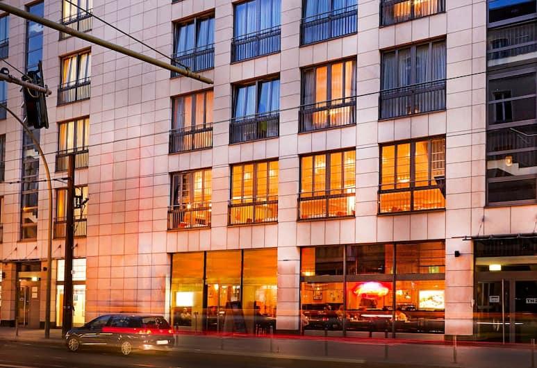 إتش+ هوتل برلين ميتي, برلين, في المنطقة الخارجية