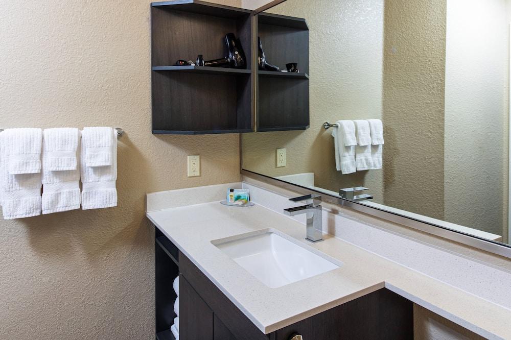 Studio Suite, 1 Queen Bed, Accessible (Mobility) - Bathroom