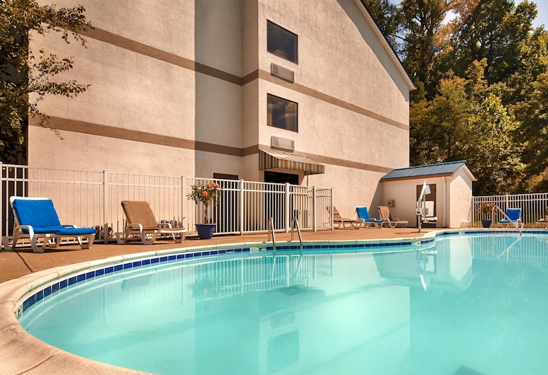 Best Western River Cities, Ashland, Pool