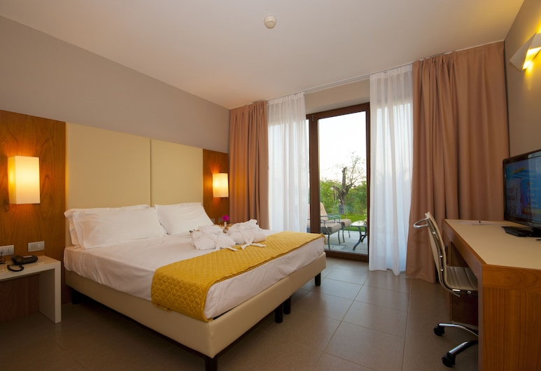 Hotel Eurocongressi, Cavaion Veronese, Junior Suite, Terrace, Guest Room