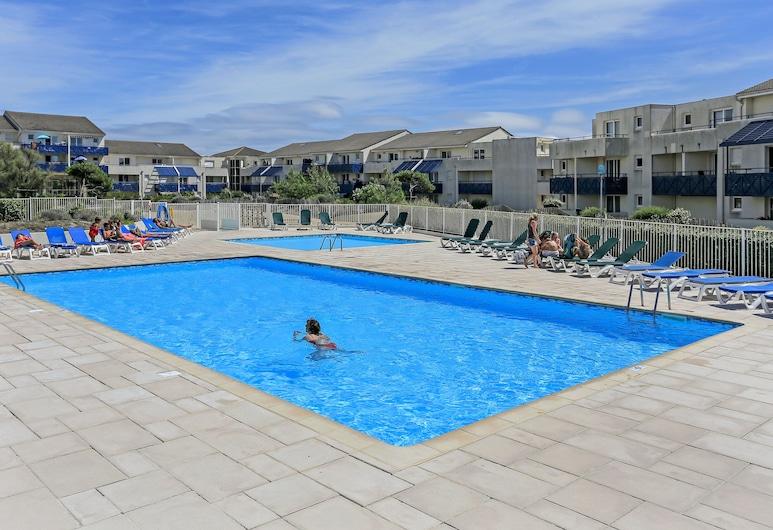 Pierre & Vacances Résidence Bleu Marine, Lacanau, Pool
