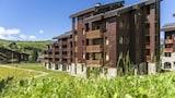 Vacation home condo in La Plagne-Tarentaise