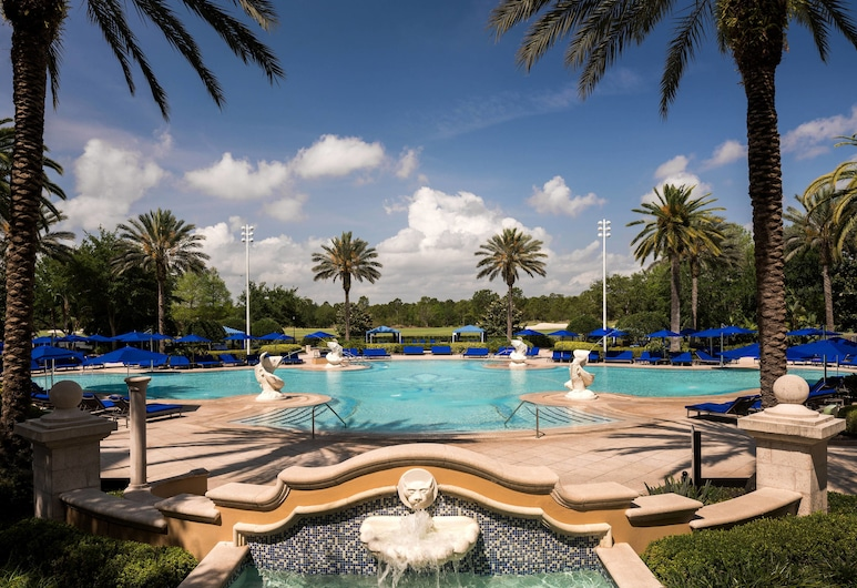 The Ritz-Carlton Orlando, Grande Lakes, Orlando, Pool