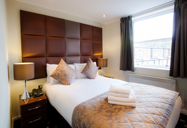 Grand Plaza Serviced Apartments, London, Külaliskorter, Tuba