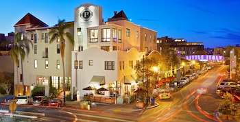 Picture of La Pensione Hotel in San Diego