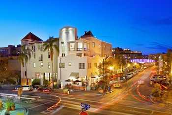 サンディエゴ、ラ ペンショーネ ホテルの写真