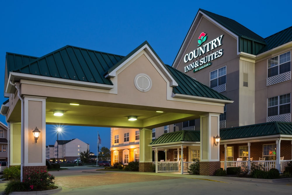 Country Inn Suites By Radisson Effingham Il