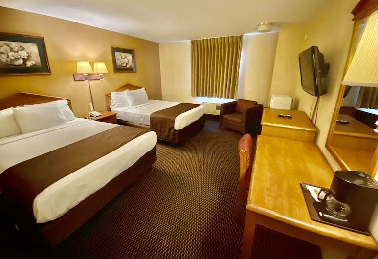 Americas Best Value Inn Tyler Lindale, Tyler, Room, 2 Double Beds, Non Smoking, Guest Room