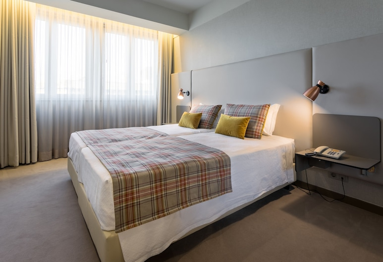 ホテル マラポスタ, ポルト, スーペリア ダブルまたはツインルーム, 部屋